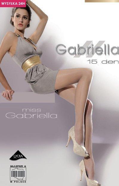 Gabriella Miss Gabriella 15 Den Code 104 rajstopy klasyczne