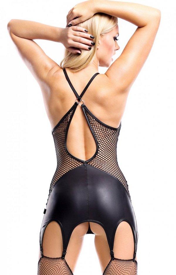 Erotyczna sukienka Eris tył