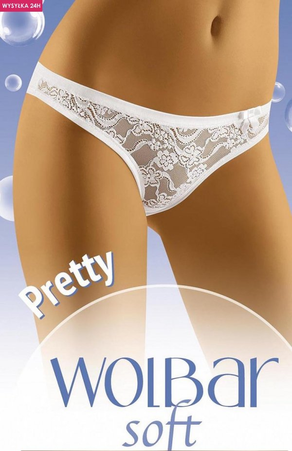 Wol-Bar Soft Pretty majtki figi