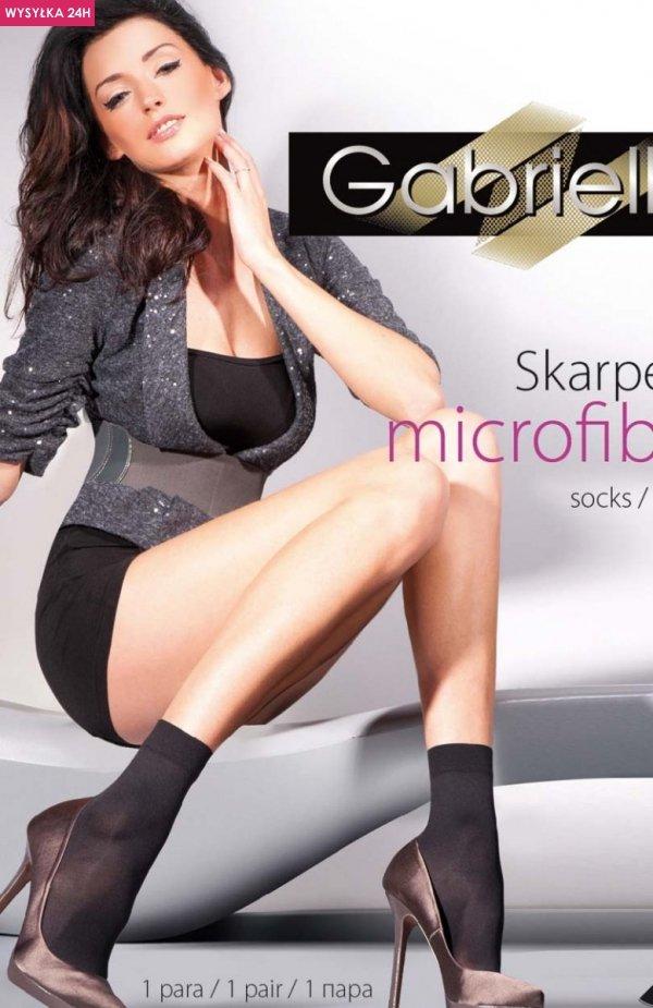 Gabriella Microfibre Code 601 skarpetki