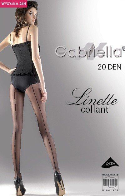 Gabriella Linette 20 Den Code 116 rajstopy klasyczne