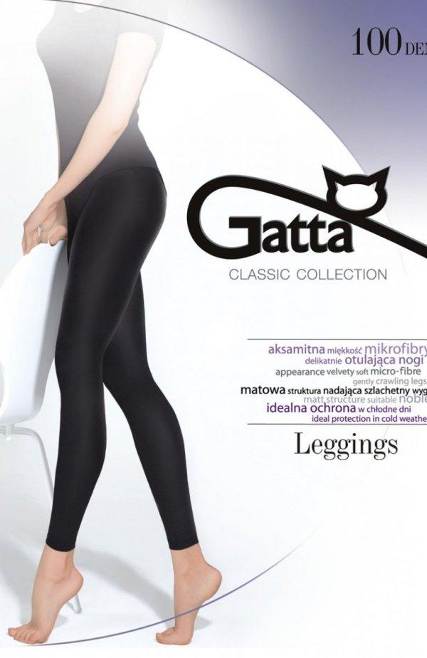 Gatta Microfibra legginsy