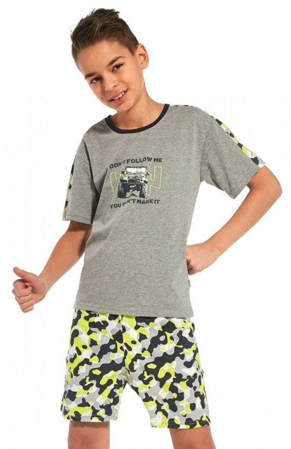 Cornette Young Boy 218/74 Jeep piżama