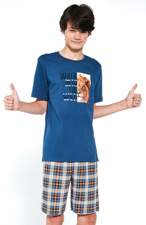 Cornette F&Y Boy 551/35 Wild piżama