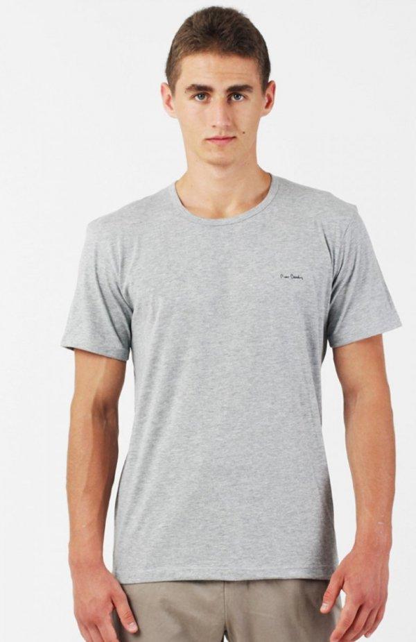 Pierre Cardin R-Neck koszulka szara