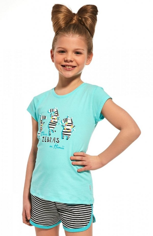Cornette Kids Girl 247/66 Zebra piżama