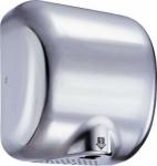 Suszarka do rąk Faneco Montana 1800W (D1800SFB), automatyczna, srebrna ze stali nierdzewnej