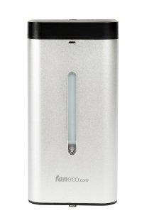 Automatyczny dozownik środków dezynfekcyjnych SA1000ATS 1 l MED Pro silver