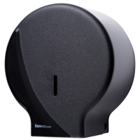 Pojemnik (podajnik) na papier toaletowy ECO Faneco J18POB czarny