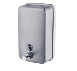 Sanjo metalowy dozownik mydła w płynie 500 ml SD500MBS