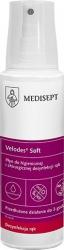 Medisept Velodes Soft Płyn z atomizerem do higienicznej i chirurgicznej dezynfekcji rąk 250 ml
