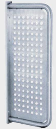 Przegroda międzypisuarowa Faneco N13008.S perforowana