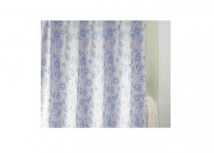 Zasłona prysznicowa Bisk PEVA MARIPOSA 71985 180x200 cm