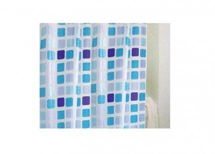 Zasłona prysznicowa Bisk PEVA MEADOW 00073 180x200 cm