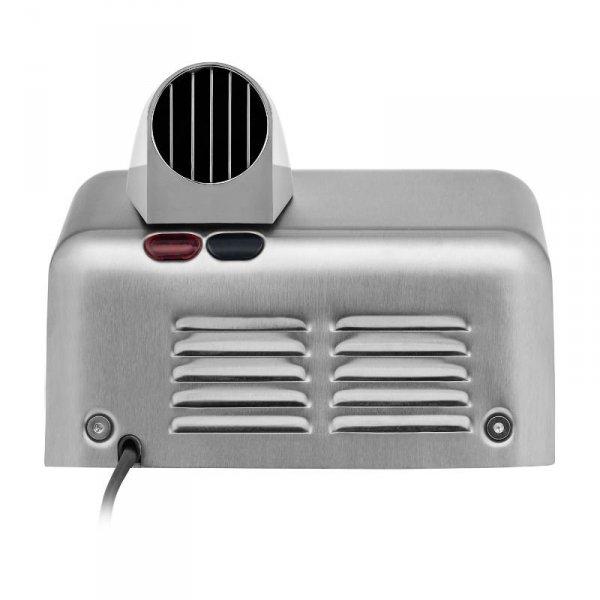 Suszarka do rąk 2300 W Turboblast Silver, automatyczna, obudowa metalowa