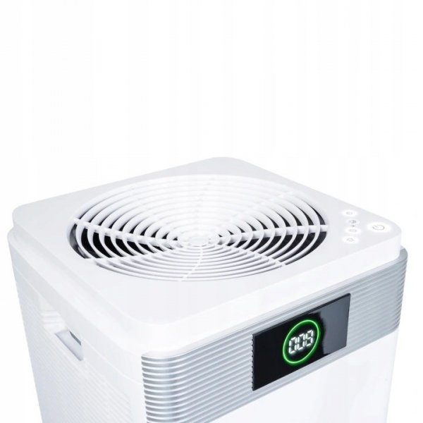 Oczyszczacz powietrza OP-002 z jonizatorem do 72m2 - 6 etapów filtracji