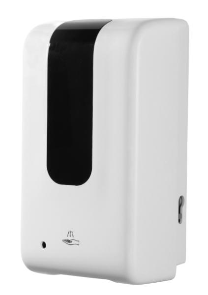 Automatyczny dozownik płynów dezynfekujących 1,2 l Sanjo