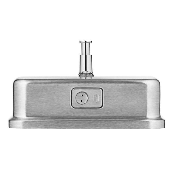 dozownik-na-mydło-w-płynie-impeco-poziomy-stalowy-1-litr