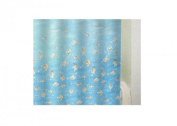 Zasłona prysznicowa Bisk PEVA GULF 03564 180x200 cm
