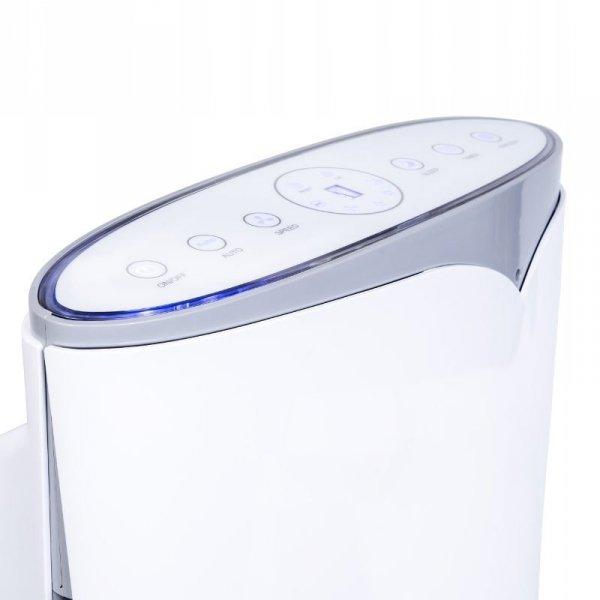 Oczyszczacz powietrza panel sterowania