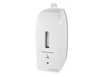 Automatyczny bezdotykowy dystrybutor (dozownik) mydła w płynie Bisk Masterline AK1 05903 0,5 litra z tworzywa ABS