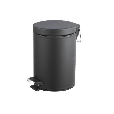 kosz-na-śmieci-okrągły-5L-czarny-EKA-PLAST