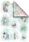 Papiery do scrapbookingu w zestawach - wiosenny Shabby Chic * Kits of scrapbooking papers - Shabby Chic for Spring