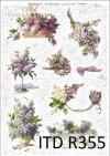 kwiat, kwiaty, bez, kwiaty bzu, gałązki, bukiet, bukiety, R355