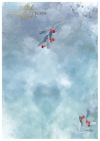 Papeles de Scrapbooking en sets - Navidad en azul*Scrapbooking Papiere in Sets - Weihnachten in blau*Скрапбукинг документы в наборах - Рождество в синем