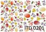 Papier decoupage ITD D0201M