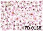 Papier decoupage ITD D0158M