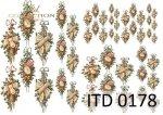 Papier decoupage ITD D0178M