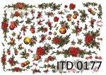 Papier decoupage ITD D0177M