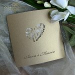 Einladungskarten / Hochzeitskarte 01695_84