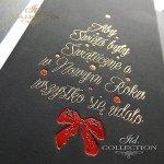 Weihnachtskarten für Unternehmen / Weihnachtskarte K546