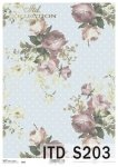 Decoupage paper Soft ITD S0203