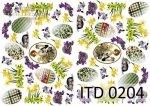Decoupage paper ITD D0204M