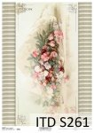 Decoupage paper Soft ITD S0261