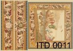 Decoupage Paper ITD D0011