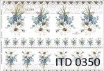 Decoupage paper ITD D0350M