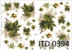 Decoupage paper ITD D0394M