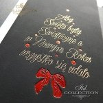 Christmas cards for business / Christmas card K546