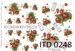 Decoupage paper ITD D0248