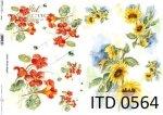 Decoupage paper ITD D0564