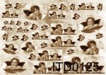Decoupage paper ITD 0125M