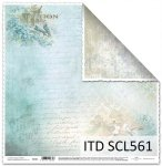 Papier scrapbooking SCL561