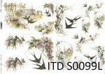 Papier decoupage SOFT ITD S0099L