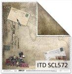 Papier scrapbooking SCL572