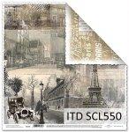 Papier scrapbooking SCL550