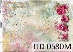 Papier decoupage ITD D0580M